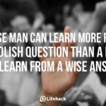 What You Can Learn About Others From Their Questions