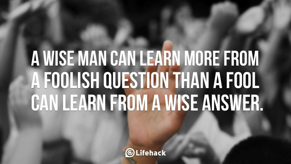 What You Can Learn About Others From Their Questions | Decisive Liberty
