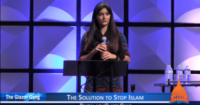 VIDEO: The Solution to Stop Islam (by a Former Child Bride)