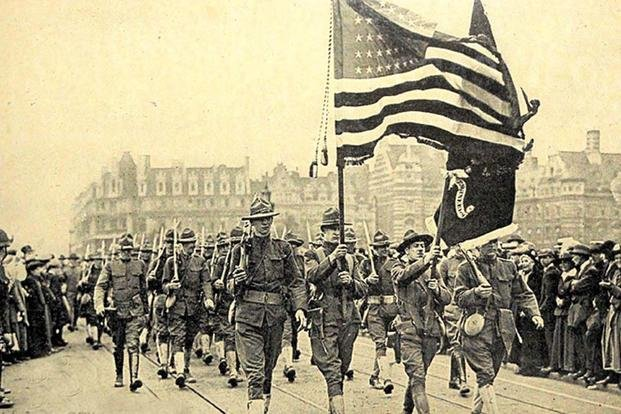 WWI March
